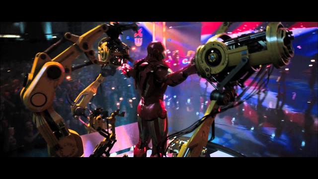 Iron Man 2 - Official® Trailer 1 [HD]