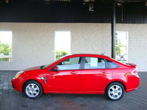 2008 Ford Focus for $16,999