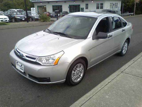 2009 Ford FOCUS SE Sedan 4D for $13,986