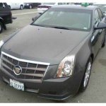 2010 Cadillac CTS Sedan 4D for $26,999