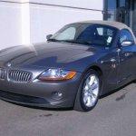 2003 BMW Z4 3.0i for $17,991