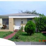 1,778 sq.ft. Duplex-fourplex home, Miami, Florida