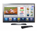 "LG Infinia 42""1080p LED HDTV with Smart TV"