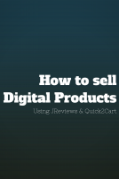 How to sell digital products