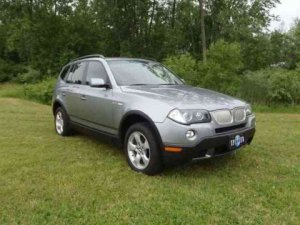 2008 BMW X3 3.0si for $26,640
