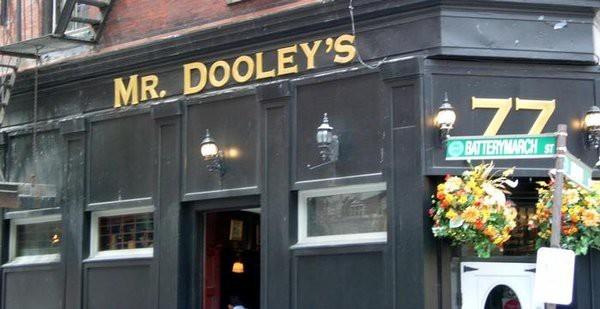 Mr. Dooley's