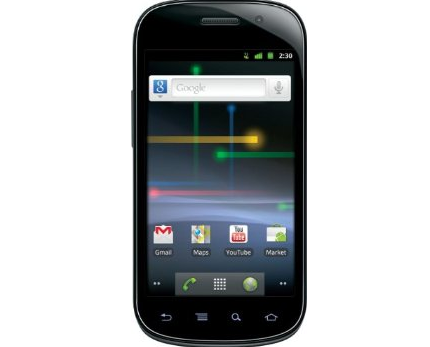 Samsung Nexus S 4G Android Phone