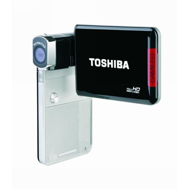 Toshiba Camileo S30 Full HD Camcorder