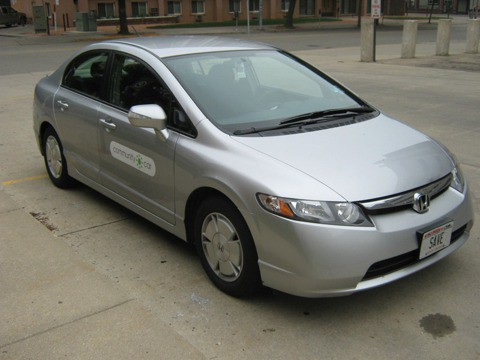 2008 Honda Civic Hybrid for sale - $15,900