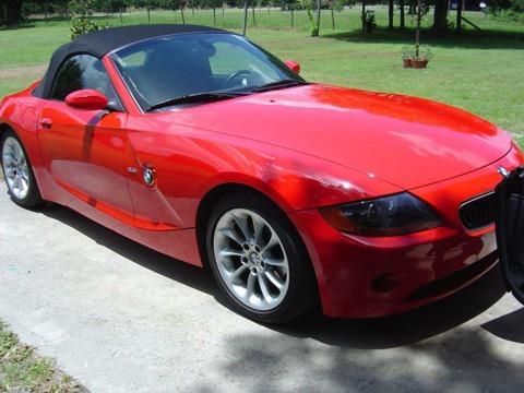 2004 Z4 Bmw for $21,000