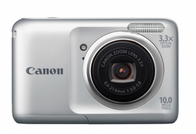 Canon Powershot A800 10 MP Digital Camera
