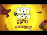 Cut the Rope: Time Travel - Gameplay Trailer